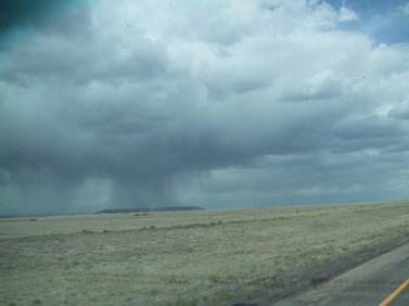 rain in NM