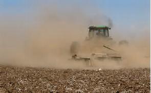 dust plow